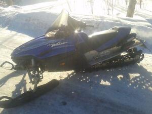 RX 1 WARRIOR MOUNTAIN  MTX 155 2 ET DEMI