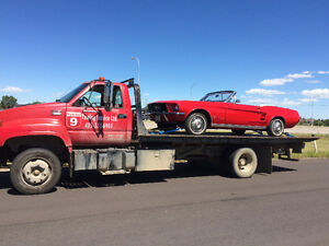#9 towing quick reliable service 24/7 403 383-6904