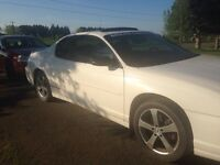 2002 Monte Carlo ss mint contion