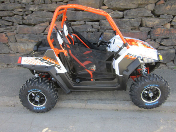 Used 2013 Polaris Rzr 800 S ho