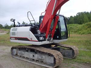 2014 Link belt 160 X3 excavator