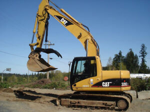 excavation land clearing trucking