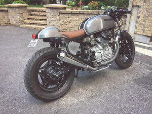 Honda CX500 Cafe Racer completely redone (SOLD)