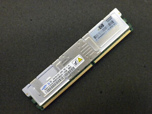 4GB Samsung MEMORY 2Rx4 Dural Rank PC2-5300F for server