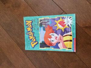 Pokémon book in French