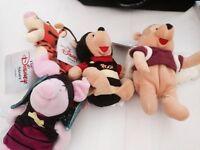 Disney beanie collection