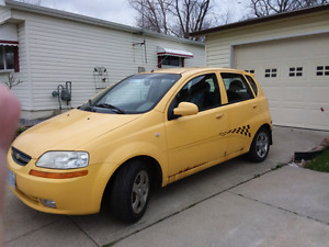 2005 Chevy Aveo for sale