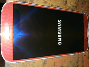 Cellulaire samsung galaxy s4