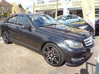 2013 63 MERCEDES C250 CDi SPORT AMG LINE GOOD AND BAD CREDIT FINANCE AVAILABLE