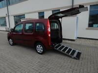 2010 Renault Kangoo 1.6 Expression Wheelchair Accessible Vehicle Lowered Floor