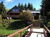 Quesnel Lake Waterfront Cottage
