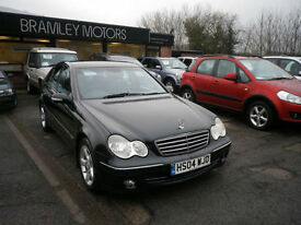 2004 Mercedes-Benz C220 2.1TD CDI Avantgarde SE * EXCELLENT EXAMPLE * MUST SEE