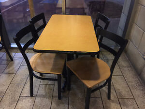 Restaurant Furniture (Booths/Tables/Chairs)