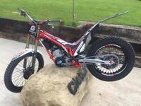 Ex-Demo Gas Gas E4 250cc Trials Bike
