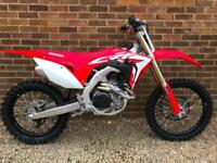 2019 HONDA CRF 450 CRF450 KXF SXF RMZ *NEW BIKE* *FREE UK MAINLAND DELIVERY*