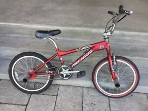 Free agent airstrike BMX bike for sale negotiable