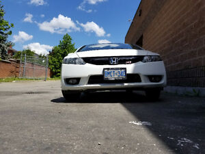 2010 Honda Other Si Sedan