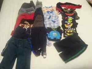 6 -12  and 12 -18 boys clothes EUC
