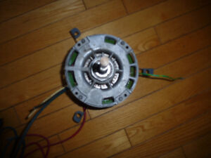Furnace motor 1 Franklin  motor and 1 Universal Motor $25 each