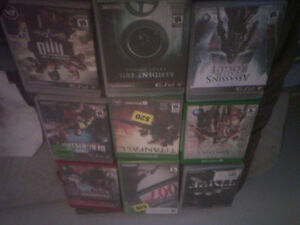 Ps3 and Xbox games for sale