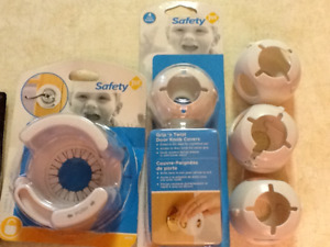Safety 1st baby proof items