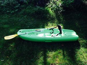 kayak Pélican solo pour enfant