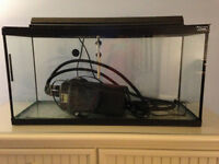 33.3 Gallon Aquarium with all accessories