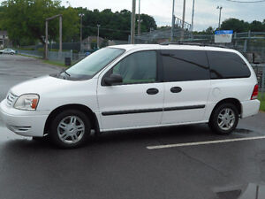 2005 Ford Freestar SE Full, A/C Froid, Demarreur