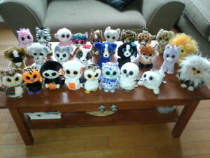Beanie Boos - $25.00 for the lot!