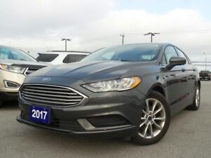 2017 Ford Fusion *CPO* SE 2.5L 4CYL 2.9%APR FREE WARRANTY