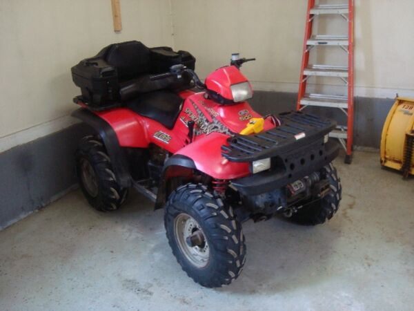 Used 1999 Polaris SPORTSMAN 500 4WD