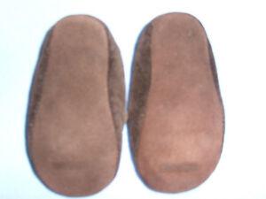Brown Penny Loafer - Beba Bean size 3-6 mo Kitchener / Waterloo Kitchener Area image 2