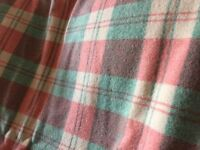 Original Welsh Wool Blanket Extra Large 8'x6.5'