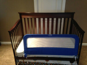 Delta expresso wood convertible crib