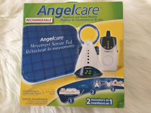 Angel Baby Care Sound and Movement Monitor
