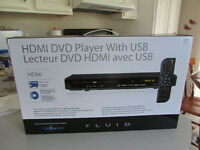Fluid by Sony...HDMI DVD Player with USB