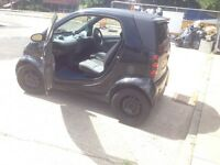 Smart Fortwo 2004 automatic