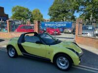 2005 SMART ROADSTER 0.7 'LIGHT' SPECIAL EDITION CONVERTIBLE - AUTO