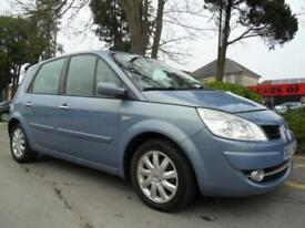 RENAULT SCENIC 1.6 DYNAMIQUE 2007 COMPLETE WITH M.O.T HPI CLEAR INC WARRANTY