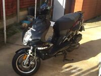2015 direct bike / zn125 125cc scooter moped