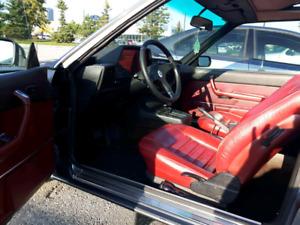 1982 BMW E24 633csi