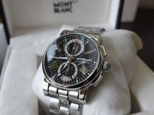 Montblanc Star  Chronograph BRAND NEW **PRICE DROP**