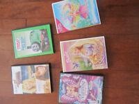 Thomas, Barbie, Hannah MontanaMovies
