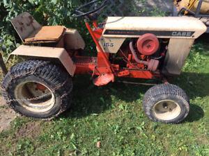 Case 155 - Garden Tractor