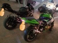 2000 ZX9R STREET FIGHTER MINT CONDITION / SWAPS