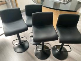 4x Bar stools from Made com
