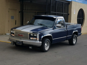1989 GMC Sierra Short Box