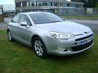 Citroen C5 2.0HDi Exclusive SIX SERVICE STAMPS