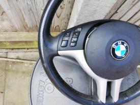 BMW E46 msport steering wheel