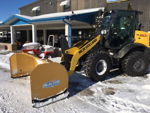 Horst 3500 Series Snow Pusher